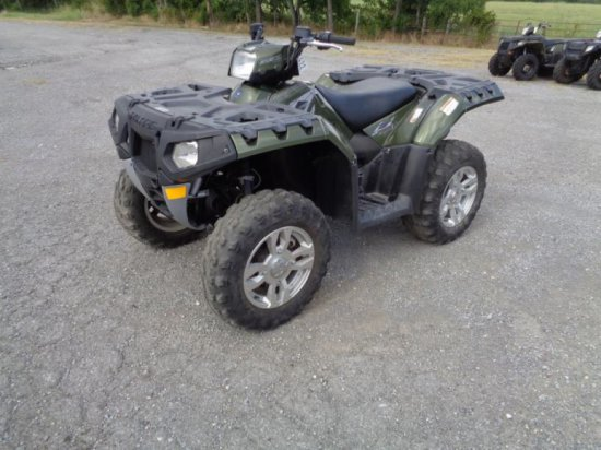 Polaris 550 Sportsman SN 4XAZN55A09A532659