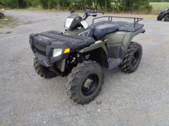 Polaris 500 Sportsman ATV SN 4XAMH50A8A524764