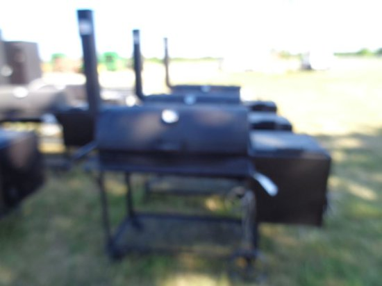 "BBQ 20"" with Firebox"