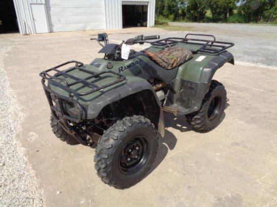 Honda rancher SN 478TE25061A105639