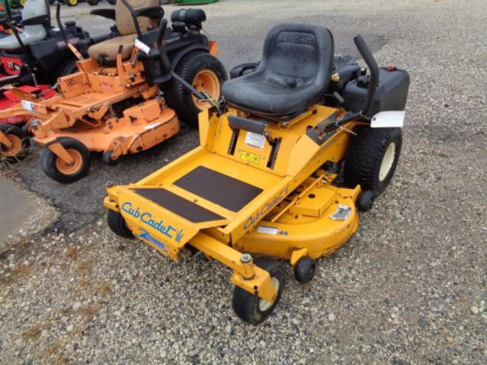 Cub Cadet Z-Force 44 SN 5G023Z00033