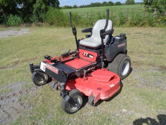 Gravely ZT60HD SN 002507