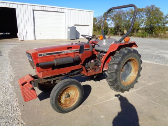 IH 244 Tractor