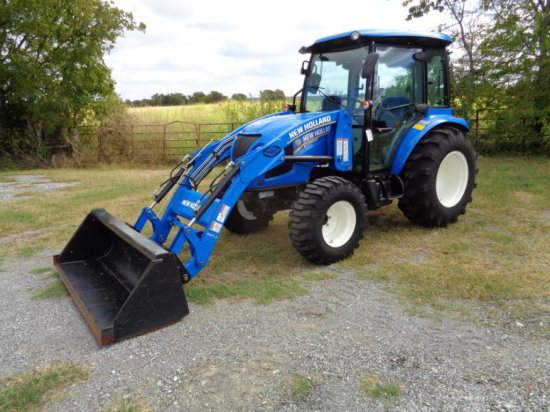 New Holland Boomer 47 with Loader SN 2282000146