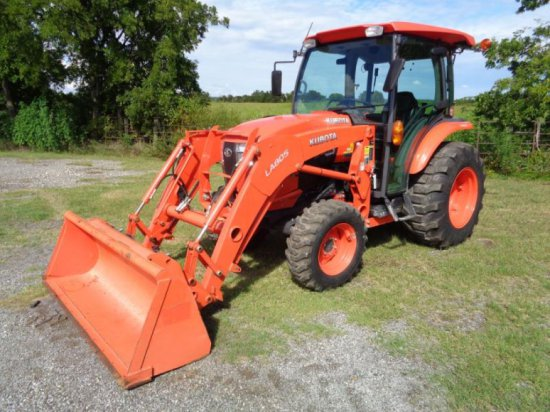 Kubota L4060 with Loader SN 31843