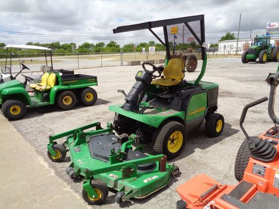 John Deere 1435 Diesel Powered Front Mount Mower