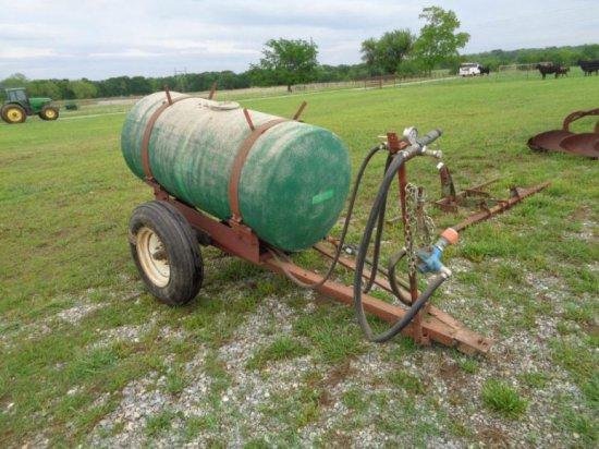 Continental Belton 300 Gallon Boomless Sprayer