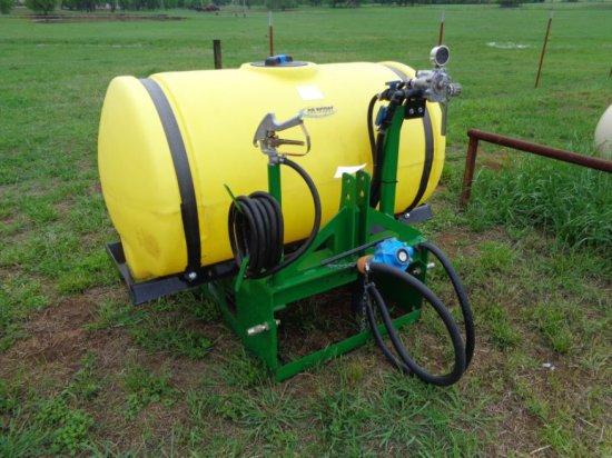 Ag-Spray 200 gallon sprayer with Wand SN 13445