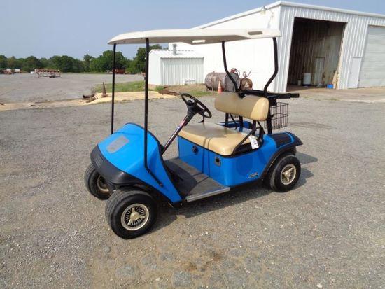 EZ Go Golf Cart SN 941190