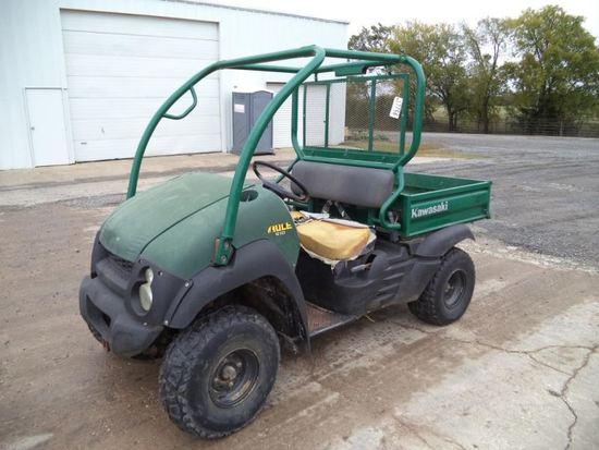 Kawasaki Mule 610 SN JK1AFEA1X7B536048