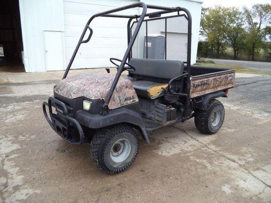 Kawasaki 3010 Mule