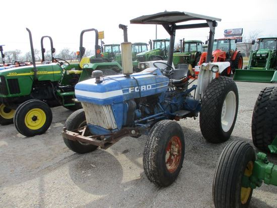 Ford 2910 SN C743540
