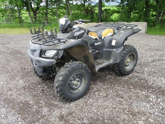 Suzuki 500AX King Quad