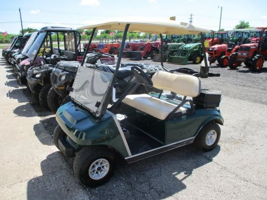 Club Car SN AQ0620-627243