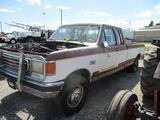 Ford F250 SN 1FTHX2513HKB35971