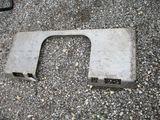 Weld on Skid Steer Plate