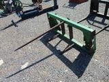John Deere 500 Series Loader Hay Spear