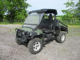 John Deere 825i Gator XUV Sn 1M0825GSCCM049606