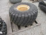 18.4x16.1 Tire and Wheel