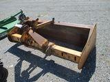 7' Box Scraper