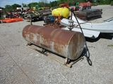 250 gallon fuel Tank with Hand Pump