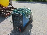 Miller Bobcat 225 with leads