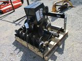 UNUSED Lowe Hyd Auger 1650 with 12