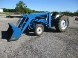 Ford 3910 with Loader SN C709542