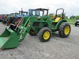 John Deere 5065E with loader SN 1PY5065EJFY111521