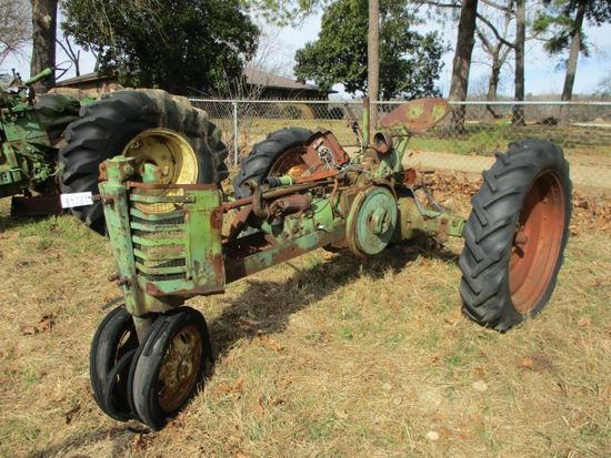 JD A Parts Tractor