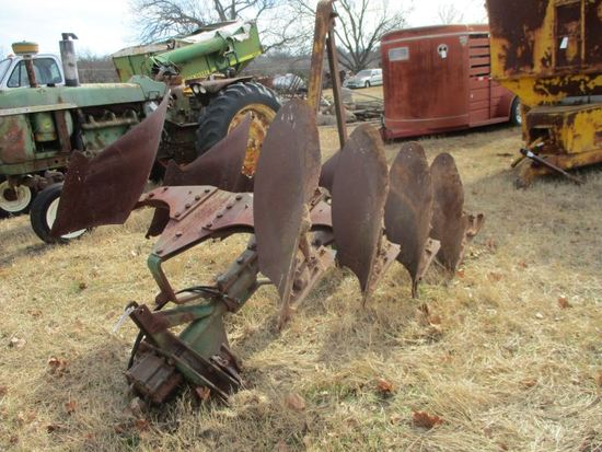 4 Bottom Rollover Plow