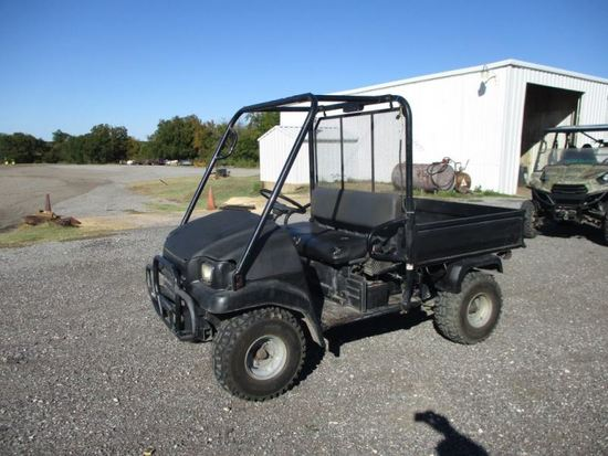 Kawasaki Mule SN JK1AFCG141B501816