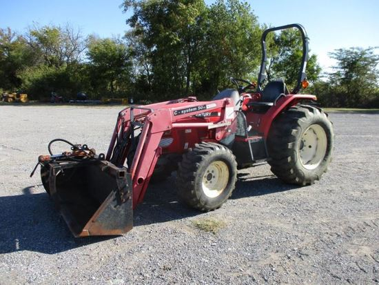 Century C47L with Loader SN 511285