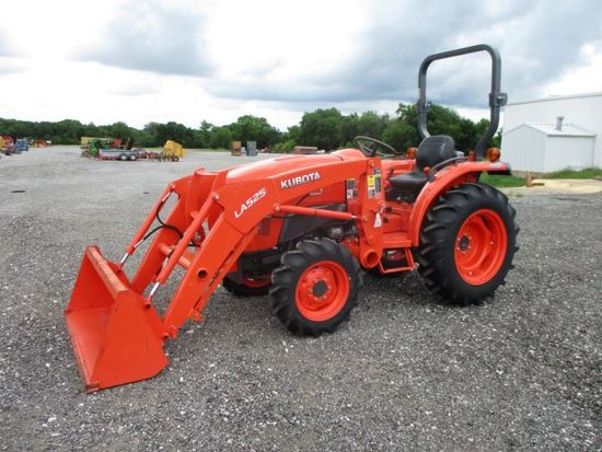 Kubota L3901 with Loader SN 54506