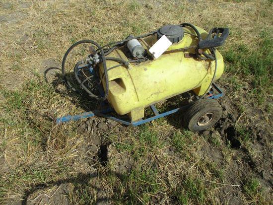 Pull Type Electric Sprayer
