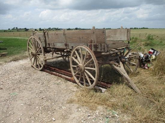 Post Civil War Wagon