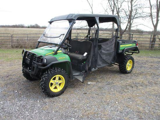John Deere 855DS4 Gator SN80509