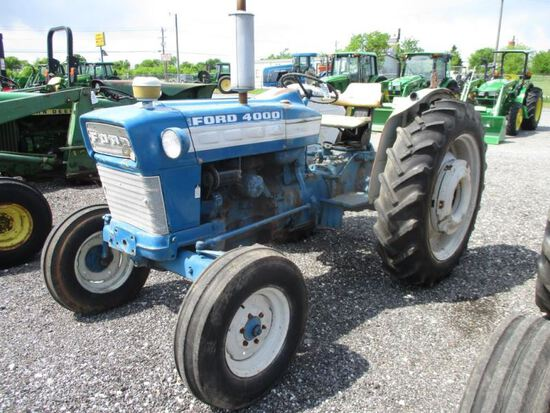 Ford 4000 SN 50166