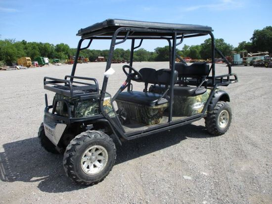 Bad Boy Electric Cart Sn 52PS96T3XAN001032