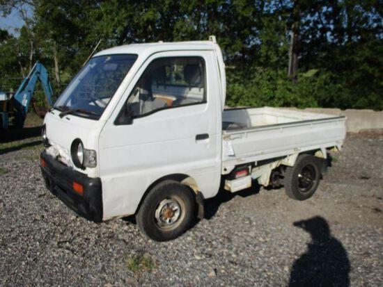 Suzuki Mini Truck SN DD51T148435