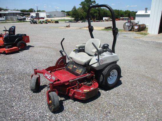 Exmark Lazer Z hp SN 662263