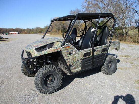 Kawasaki Teryx4 Sn JDBRTCD17EB500385