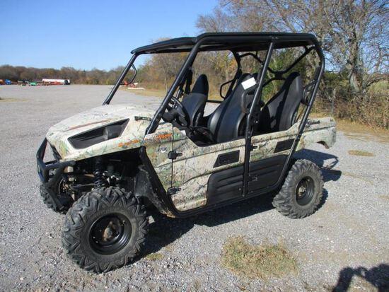 Kawasaki Teryx4 SN JKBRTCD1XEB500686