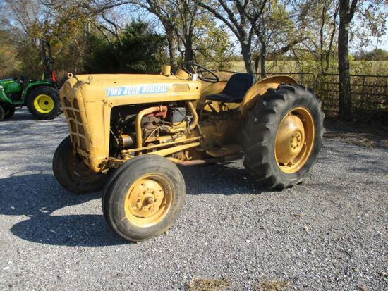 Ford 4000 SN 310835