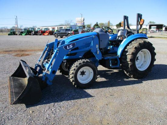 LS MT345E with Loader SN 232000198