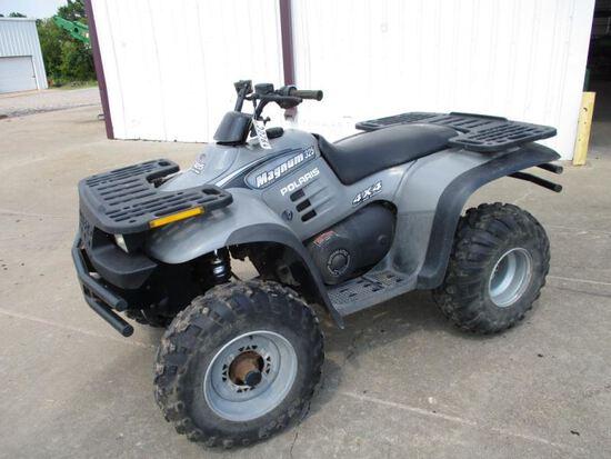 Polaris Magnum 325 ATV SN 4XALD23A81A374299