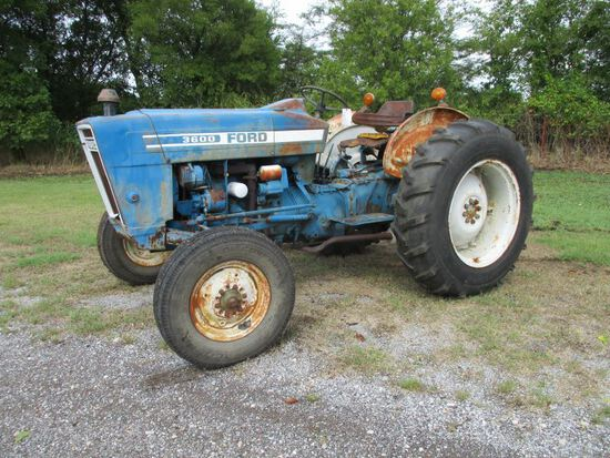 Ford 3600 SN C645134