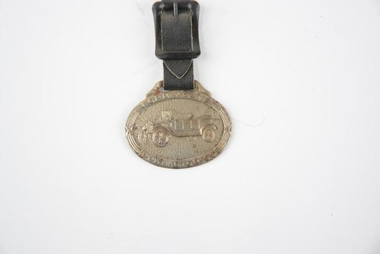 Ford Metal Watch Fob