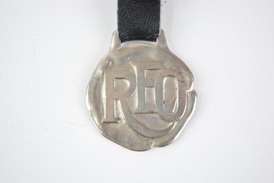 REO Motor Car Company Metal Watch Fob