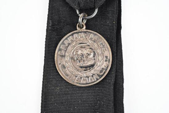 Graham-Paige Automobile Sterling Watch Fob